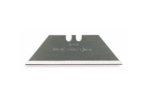 UTILITY KNIFE BLADES 2 1/4 IN L PK5 by Stanley