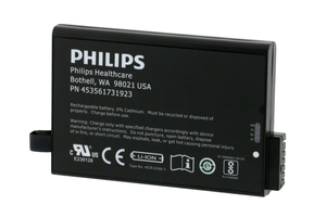 LITHIUM-ION BATTERY, 2100 MAH, 3.6 V by Philips Healthcare