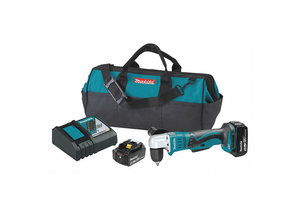 CORDLESS RIGHT ANGLE DRILL KIT 18.0V by Makita