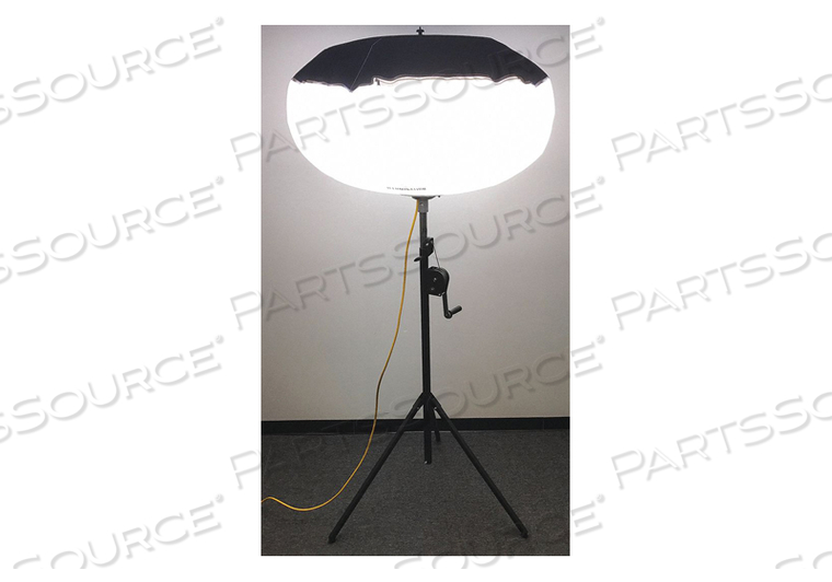 TEMPORARY JOB SITE LIGHT 800W LED IP65 by 8 12 Illumination