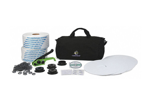 STRAPPING KIT POLYESTER 1640 FT L by Caristrap