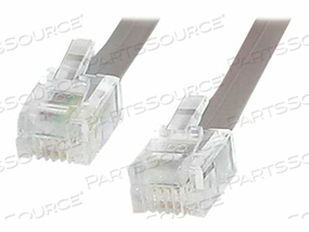 STARTECH.COM 25 FT RJ11 TELEPHONE MODEM CABLE - PHONE CABLE - RJ-11 (M) TO RJ-11 (M) - 25 FT - FOR P/N: USB56KEM3 by StarTech.com Ltd.