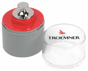 WEIGHT KIT CYLNDR/LEAF 500GTO1MG CLASS1 by Troemner, LLC