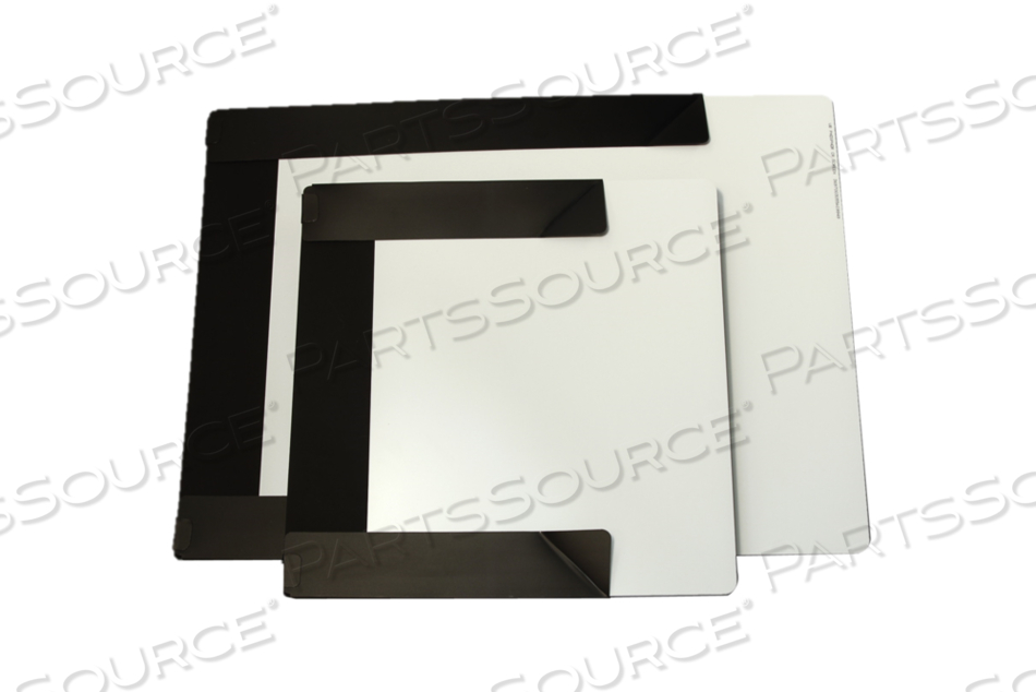 PLATE PROTECTOR FOR 10X12 IN. SCANX IMAGING PLATE. by RC Imaging (Formerly Rochester Cassette)