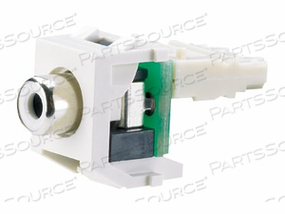 PANDUIT NETKEY - MODULAR INSERT - RCA - WHITE, ELECTRIC IVORY by Panduit