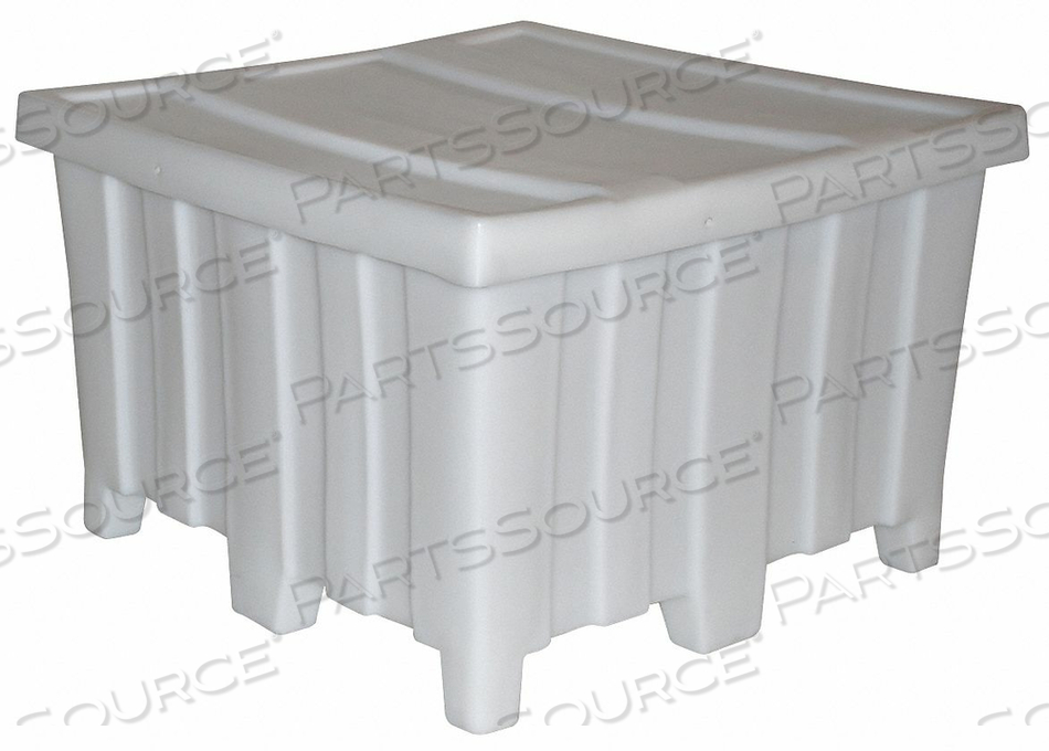 CONTAINER 23 CU.-FT. 1200 LBS. WHITE by Myton Industries
