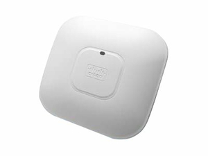 CISCO AIRONET 2602I CONTROLLER-BASED - WIRELESS ACCESS POINT - 802.11A/B/G/N - DUAL BAND by Cisco Systems, Inc