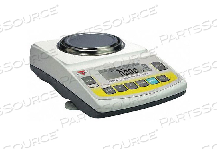 PRECISION BALANCE SCALE 500G 4-7/10 IN.W by Torbal