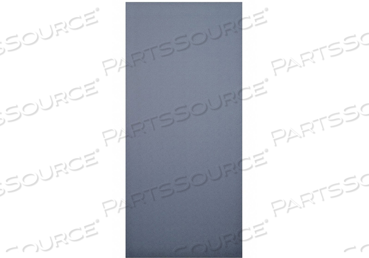 G3345 URNL PART W/O PIL POLY 18 W 42 H BLACK by Global Partitions