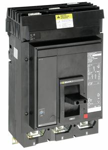 CIRCUIT BREAKER 400A 3P 600VAC MJ by Square D