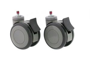TWO CASTORS KIT by Arjo Inc.