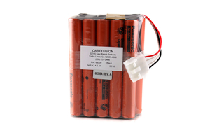 RECHARGEABLE BATTERY PACK, NICKEL METAL HYDRIDE, 24V, 4.5 AH, WIRE LEADS FOR BIRD AVEA VENT 68339 by Vyaire Medical Inc.