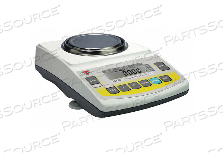 PRECISION BALANCE SCALE 200G 4-5/7 IN.D by Torbal
