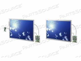 """ADVANTECH IDK-2110R-K2SVA2E - LED MONITOR - 10.4"""" - OPEN FRAME - TOUCHSCREEN - 800 X 600 - 1200 CD/M² - 500:1 - 30 MS - LVDS by Advantech USA"""