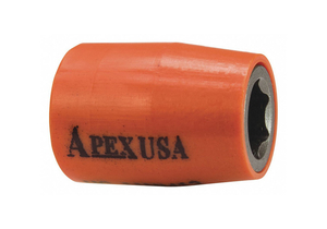 IMPACT SOCKET STANDARD 10MM SQUARE by Apex Tool Group