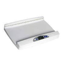 DIGITAL PEDIATRIC TRAY SCALE, KG ONLY, 20 KG, 1 IN LCD DISPLAY by Health o meter Professional Scales