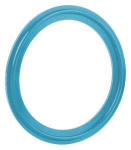 GASKET SIZE 1/2 IN TRI-CLAMP BUNA by Rubberfab
