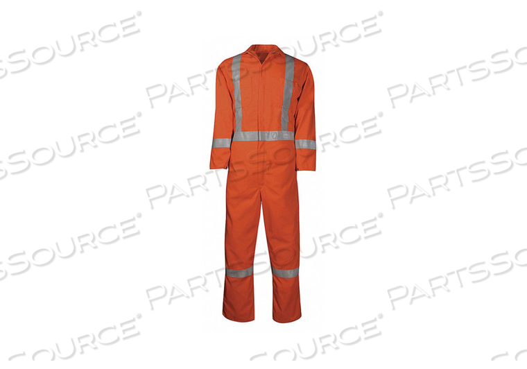 FLAME-RESISTANT COVERALL 4XL by Big Bill