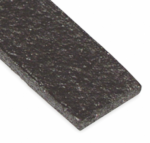 FIRE SEAL WEATHERSTRIP 10 FT. GRAPHITE by Pemko