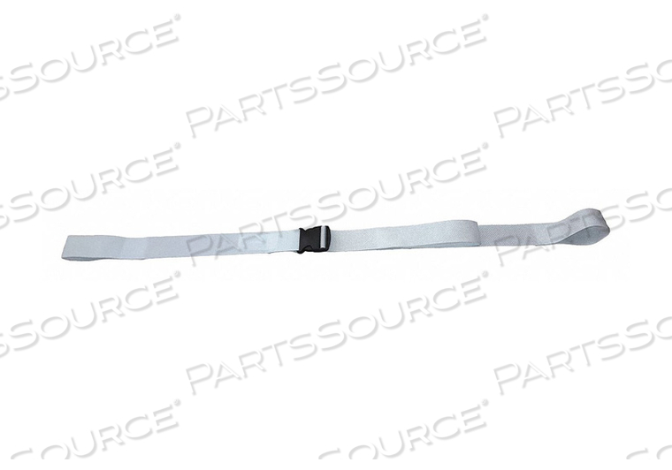 STRAP WHITE 7 FT L by Disaster Management Systems (DMS)
