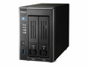 THECUS TECHNOLOGY N2810PRO - NAS SERVER - 2 BAYS - SATA 3GB/S - HDD - RAID 0, 1, JBOD - RAM 4 GB - GIGABIT ETHERNET - ISCSI