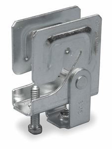 MULTIFLANGE BEAM CLAMP 1/4 IN ROD SIZE by Nvent Caddy