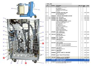 RECTIFIER BOARD by Siemens Medical Solutions