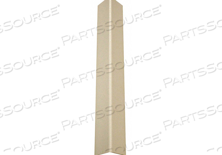 CORNER GUARD TAPED 1-1/2X48IN. CHAMPAGNE by Pawling Corp