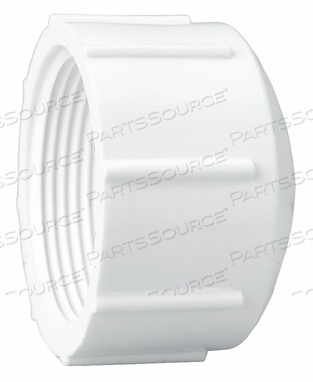THREADED CAP 1/2 IN FPT by Lasco