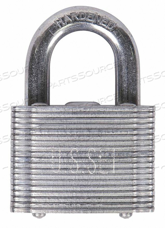 KEYED PADLOCK 13/16 IN SQUARE GOLD by Abus