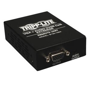 TRIPP LITE VGA + AUDIO OVER CAT5 RECEIVER FOR B132-002A B132-004A TAA GSA by Tripp Lite