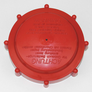 TANK CAP W/VALVE ASSEMBLY FOR SPRAYER by Solo