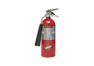 FIRE EXTINGUISHER 5B C 5LB CARBONDIOXIDE by Buckeye