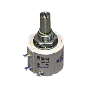 POTENTIOMETER 1K 1.5W 10% L.25%10G by Siemens Medical Solutions