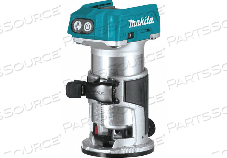 COMPACT ROUTER OVERALL 5-1/4 H by Makita