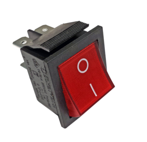 ON/OFF RED CODED SWITCH FOR FX CENTRIFUGE by UNICO (United Products & Instruments, Inc.)