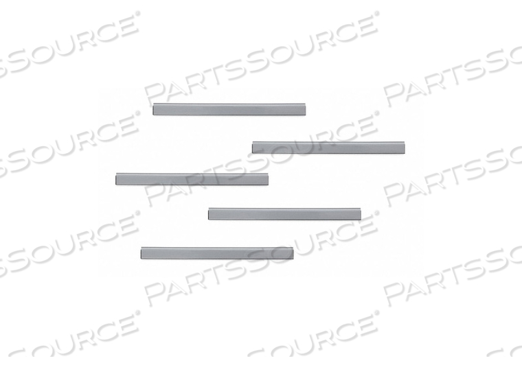 SELF ADHESIVE MAGNETIC STRIP RAIL PK5 by Durable