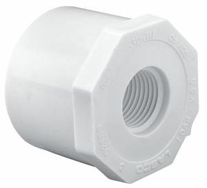 REDUCER BUSHING 1/2X3/8 IN SPIGOTXFPT by Lasco