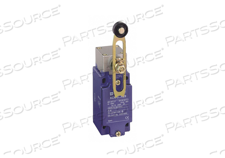 LIMIT SWITCH 240VAC 10AMP XCKJ +OPTIONS by Telemecanique Sensors