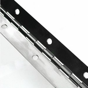 CONTINUOUS HINGE SS 3 OVERALL W by Monroe PMP