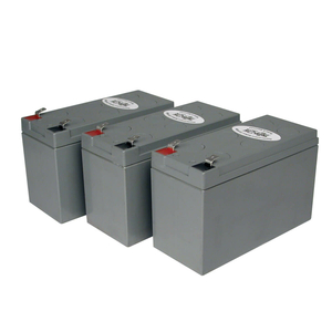 REPLACEMENT BATTERY CARTRIDGE FOR SELECT TRIPP LITE & OTHER MAJOR UPS BRANDS by Tripp Lite