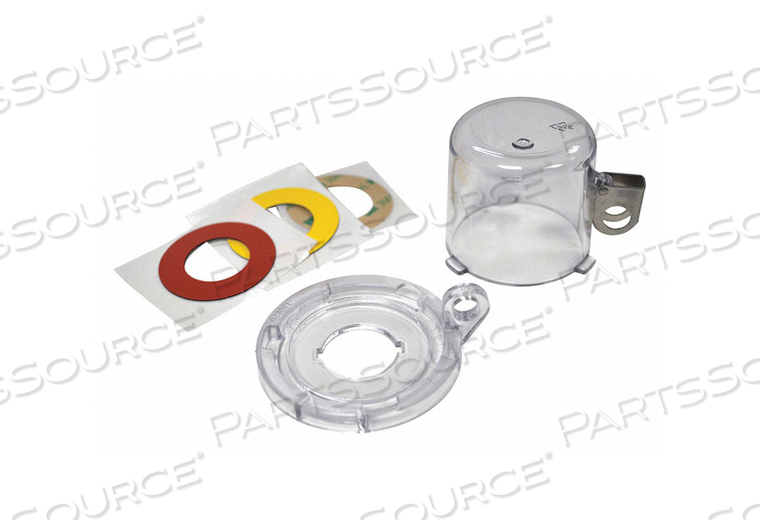 PUSH BUTTON LOCKOUT POLYCARBONATE by Condor