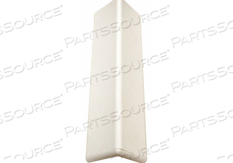 CORNER GUARD LINEN WHITE 3X48 IN. by Pawling Corp
