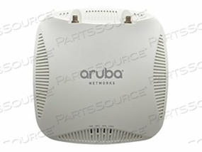 HPE ARUBA INSTANT IAP-204 (US) - WIRELESS ACCESS POINT - WI-FI - DUAL BAND - REMARKETED - IN-CEILING by HP (Hewlett-Packard)