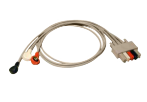 3 LEAD 3 FT COMPATIBLE ECG LEADWIRE by Mindray North America
