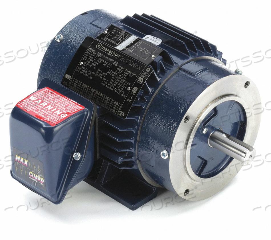 VECTOR MOTOR 3-PHASE 250HP 460V by Marathon Motors