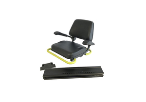 SEAT AND RAIL CONVERSION by NuStep, Inc.