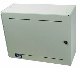 BATTERY CABINET GRAY HEIGHT 14 IN. by Edwards Signaling