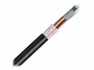 PANDUIT OPTI-CORE - BULK CABLE - FIBER OPTIC - 9 / 125 MICRON - ITU G.652.D/OS2 - OUTDOOR, STRANDED - BLACK by Panduit