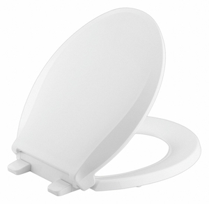 TOILET SEAT ROUND BOWL CLOSED FRONT by Kohler